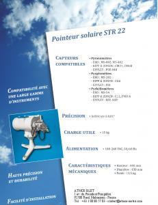 Pointeur solaire STR 22