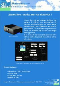 Atmos Box