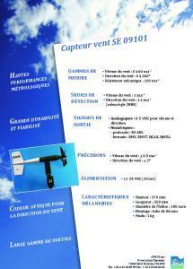 Capteur Vent 09101